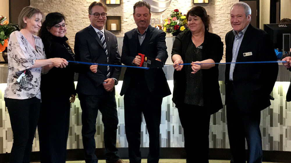 Re-Launch Celebration Success at Comfort Inn and Suites Medicine Hat