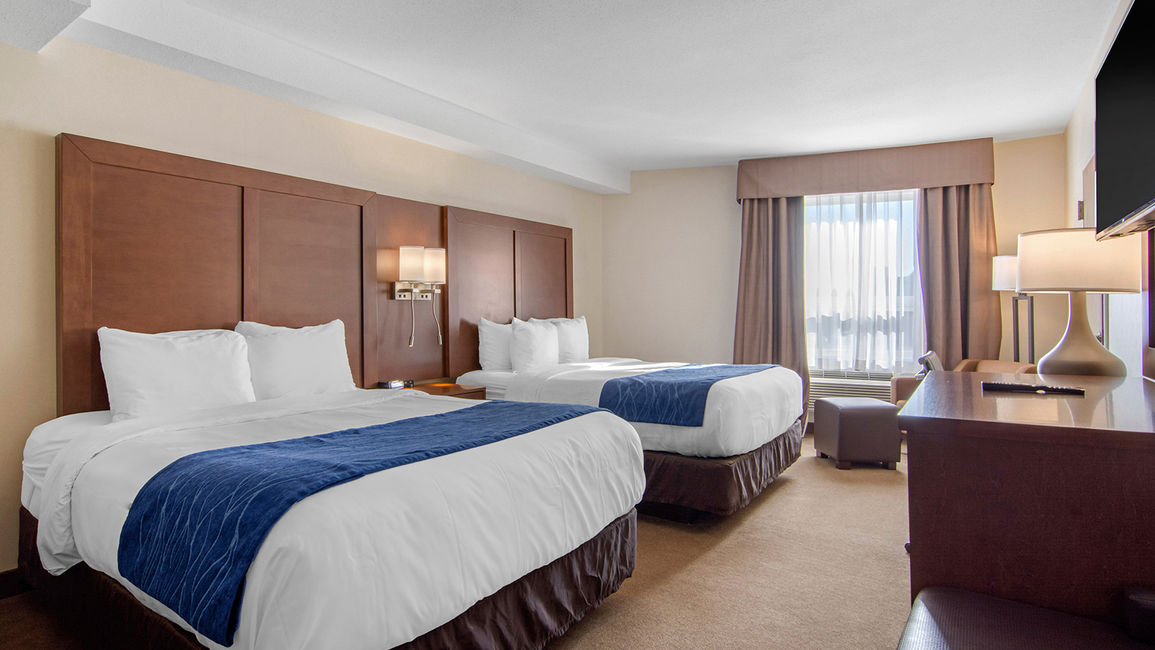 Major Room Renovations Revealed at Comfort Inn & Suites Medicine Hat