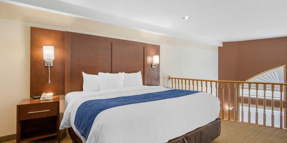 Comfort Inn & Suites Medicine Hat Honeymoon Suite